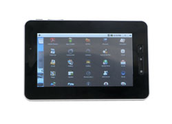 7 inch Android 2.1 Tablet PC with WiFi Camera HDMI Port